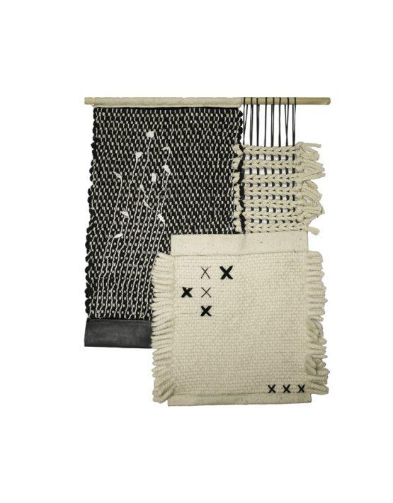 bolder textiles & co geisoleerd Black&White